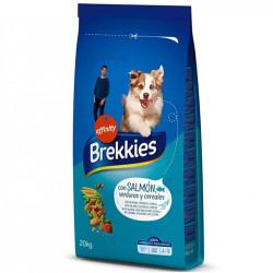 Brekkies - Brekkies Excel Dog Mix Fish Balıklı Köpek Maması 20 Kg+10 Adet Temizlik Mendili