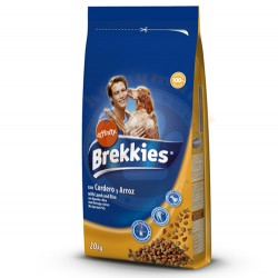 Brekkies - Brekkies Excel Kuzu Etli Köpek Maması 20 Kg+10 Adet Temizlik Mendili