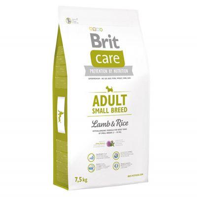 Brit Care Adult Small Küçük Irk Kuzulu Köpek Maması 7,5 Kg+10 Adet Temizlik Mendili