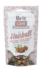 Brit Care - Brit Care Cat Snack Hairball Tahılsız Tüy Yumağı Önleyici Kedi Ödülü 50 Gr