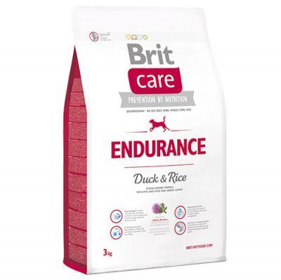 Brit Care Endurance Ördekli Köpek Maması 3 Kg + 5 Adet Temizlik Mendili
