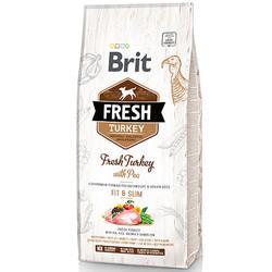 Brit Care - Brit Care Fresh Hindi Etli ve Bezelyeli Köpek Maması 2,5 Kg+5 Adet Temizlik Mendili