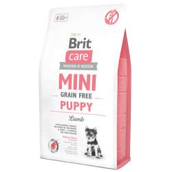 Brit Care - Brit Care Mini Puppy Küçük Irk Yavru Tahılsız Köpek Maması 7 Kg + 5 Adet Temizlik