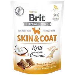 Brit Care - Brit Care Skin Coat Hindistan Cevizi Deri Ve Tüy Sağlığı Tahılsız Köpek Ödülü 150 Gr