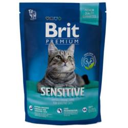 Brit Care - Brit Premium Adult Sensitive Kuzu Etli Kedi Maması 1,5 Kg