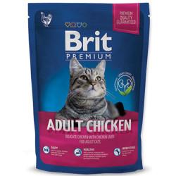 Brit Care - Brit Premium Tavuk ve Ciğerli Kedi Kuru Maması 1,5 Kg