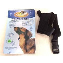 Cameo - Cameo Naylon Kumaş Köpek Ağızlığı No: 4 XL
