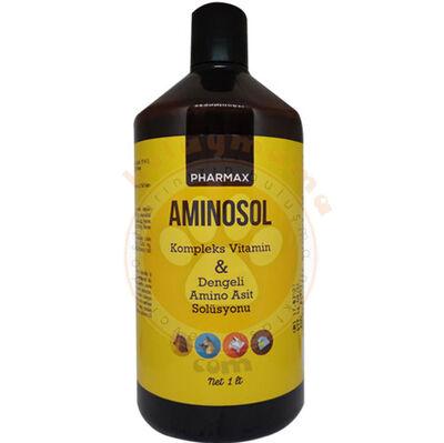 Canvit Aminosol Vitamin ve Aminoasit Solüsyonu 1000 ML