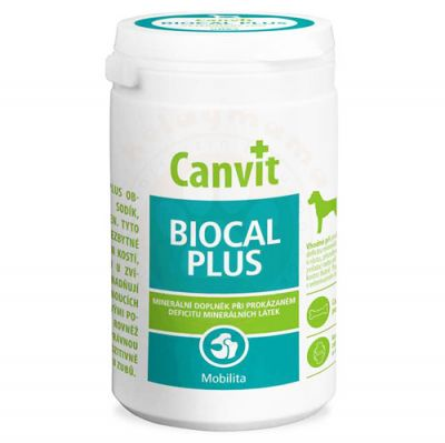 Canvit Biocal Plus Kalsiyum Fosfor Köpek Vitamini 230 Gr