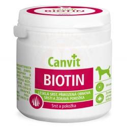Canvit - Canvit Biotin Cilt ve Tüy Sağlığı Köpek Vitamini 100 Gr (100 Tablet)