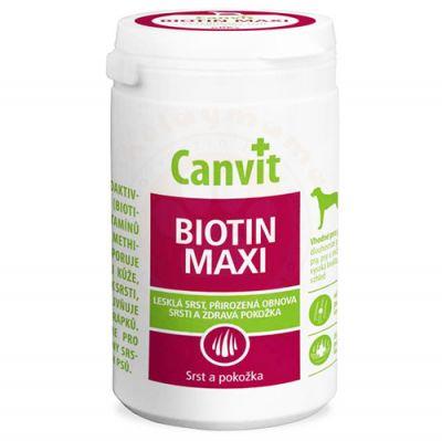 Canvit Biotin Maxi Cilt ve Tüy Sağlığı Köpek Vitamini 230 Gr