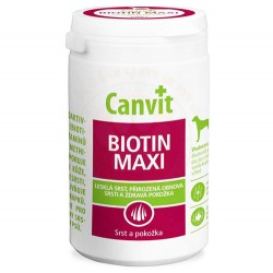Canvit - Canvit Biotin Maxi Cilt ve Tüy Sağlığı Köpek Vitamini 230 Gr