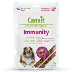 Canvit - Canvit Lamb Immunity Vücut Sağlığı Tahılsız Kuzulu Köpek Ödülü 200 Gr