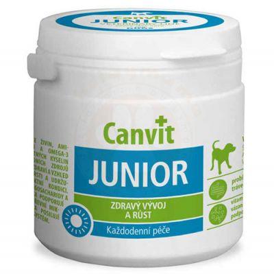 Canvit Junior Yavru Köpekler için Köpek Vitamini 100 Gr (100 Tablet)