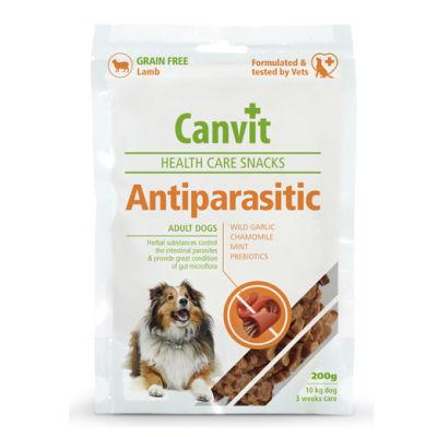 Canvit Lamb Antiparasitic Sindirim Sağlığı Tahılsız Kuzulu Köpek Ödülü 200 Gr