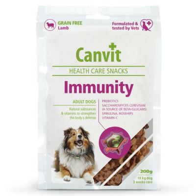Canvit Lamb Immunity Vücut Sağlığı Tahılsız Kuzulu Köpek Ödülü 200 Gr