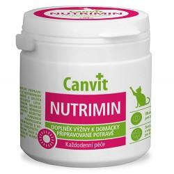 Canvit - Canvit Nutrimin Mineral ve Vitamin Takviyesi Kedi Vitamini 150 Gr