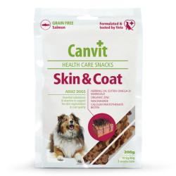 Canvit - Canvit Salmon Skin&Coast Deri Tüy Sağlığı Tahılsız Somonlu Köpek Ödülü 200 Gr