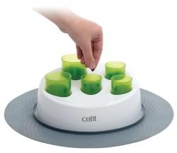 Catit 42985 Senses 2.0 Digger Interaktif Kedi Oyun Merkezi - Thumbnail