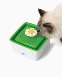 Catit - Catit 43735 Flower Fountain Mini Otomatik Kedi Su Sebili
