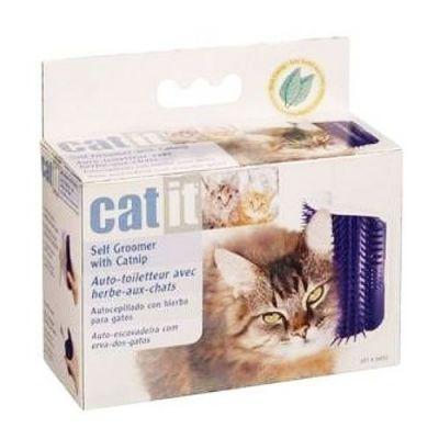 Catit 50032 Kedi Kaşınma Aparatı ( Kedi Otlu )