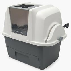 Catit 50685 Smartsift Cat Pan Mekanik Kedi Tuvaleti - Thumbnail