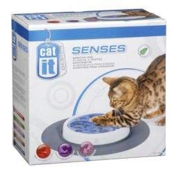 Catit - Catit 50725 Senses Catnip Karton Kedi Tırmalama Pedi ( Kedi Otlu )