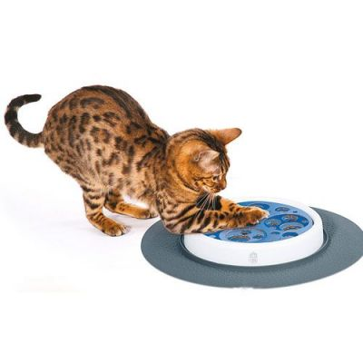 Catit 50725 Senses Catnip Karton Kedi Tırmalama Pedi ( Kedi Otlu )