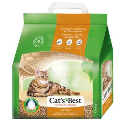 Cats Best Comfort Naturel Doğal Kedi Kumu 10 Lt