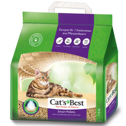 Cats Best - Cats Best Smart Pellets Naturel Pelet Kedi Kumu 10 Lt (5 Kg)