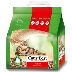 Cats Best - Cats Best Original Naturel Kedi Kumu 5 Lt