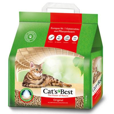 Cats Best Original Naturel Kedi Kumu 10 + 2 Lt (Toplam 12 Lt)