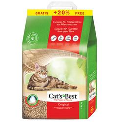 Cats Best - Cats Best Original Naturel Kedi Kumu 10 + 2 Lt (Toplam 12 Lt)