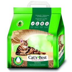 Cats Best - Cats Best Sensitive Naturel Kedi Kumu 8 Lt