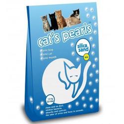 Cats Pearls - Cats Pearls Silika Kedi Kumu 3,8 Lt (1,6 Kg)