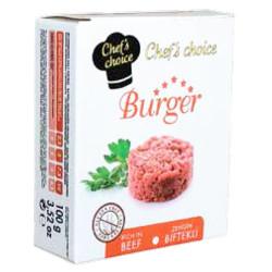 Chefs Choice - Chefs Choice Burger Beef Biftekli Tahılsız Köpek Ödülü 100 Gr