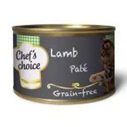 Chefs Choice - Chefs Choice Pate Kuzu Etli Tahılsız Kedi Konservesi 80 Gr