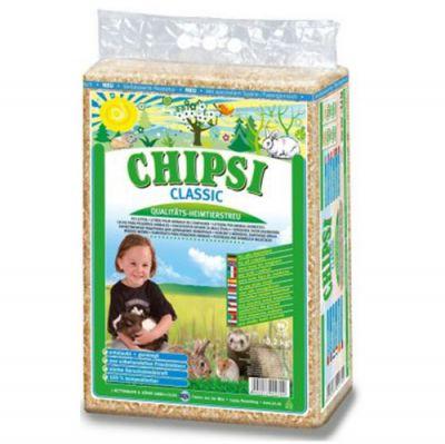 Chipsi Classic Doğal Kemirgen Talaşı (60 Lt)