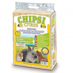 Chipsi - Chipsi Green Citrus Limon Aromalı Kemirgen Talaşı (60 Lt)