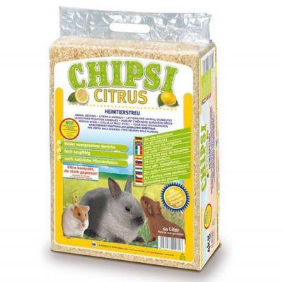 Chipsi Green Citrus Limon Aromalı Kemirgen Talaşı (60 Lt)