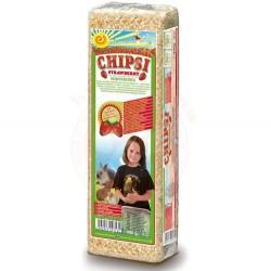 Chipsi - Chipsi Strawberry Çilek Aromalı Kemirgen Talaşı 1000 Gr (15 Lt)