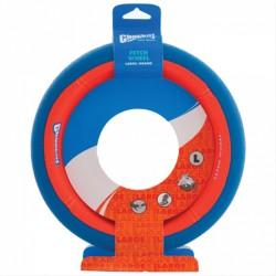 Chuckit - Chuckit 02239 Fetch Wheel Tekerlek Şekilli Köpek Oyuncağı Large