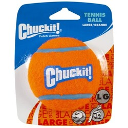 Chuckit - Chuckit 084001 Köpek Tenis Oyun Topu ( Büyük Boy )