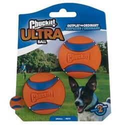 Chuckit - Chuckit 17020 Ultra Ball 2'li Köpek Oyun Topu ( Küçük Boy )