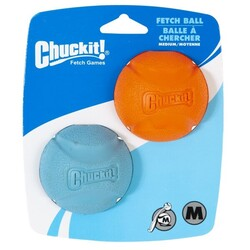 Chuckit - Chuckit 19400 Fetch Ball 2'li Köpek Oyun Topu