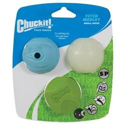 Chuckit - Chuckit 205101 Fetch Medley 3 Farklı Köpek Oyun Topu