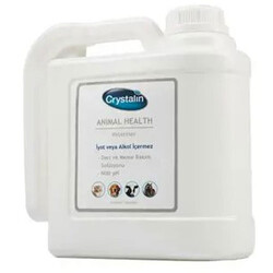 Crystalin - Crystalin Animal Health 5000 ML ( Yara Bakım Solüsyonu ve Dezenfektan )