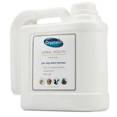 Crystalin Animal Health 5000 ML ( Yara Bakım Solüsyonu ve Dezenfektan)