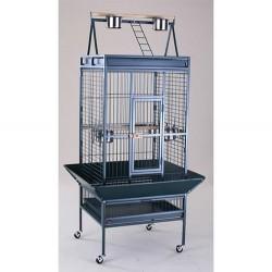 Dayang - Dayang Ayaklı Papağan Kafesi 61x56x168 Cm