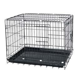 Dayang - Dayang Metal Tel Kedi ve Köpek Kafesi 61 x 44 x 50 Cm